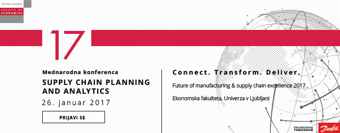 supply chain planning and analytics int. conference